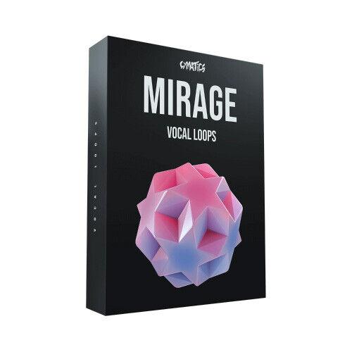 Cymatics Mirage Vocal Loops