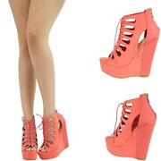 Coral Shoes