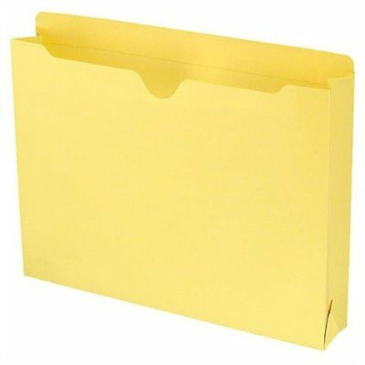 Globe-weis Colored File Jacket - Letter - 8.50 X 11 - 400 Sheet Capacity - 2