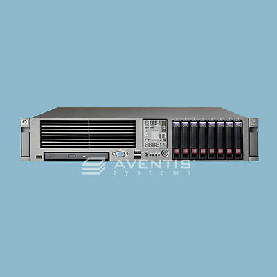 HP Proliant DL380 G5 2 x 2.33GHz Quad-Core E5410 / 16GB / 2 PSU/ 3 Year Warranty