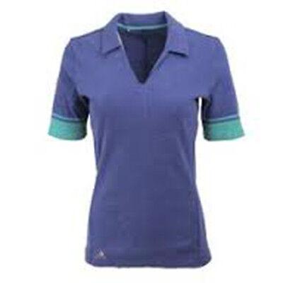 Adidas Mujer Cuello En V Polo (S) AE8993