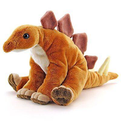 Dinosaur Stegosaurus Plush Stuffed Animal  COLORATA