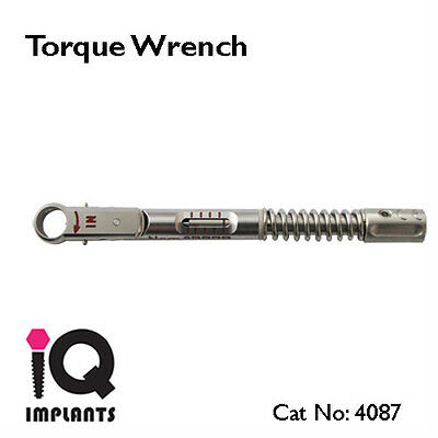 Torque Wrench For Straumann System Dental Implant Implants Surgery Instruments