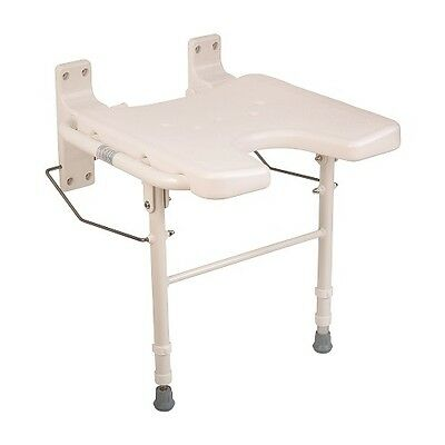Healthsmart Shower Chair Seat Folding Bath Bathroom Wall ...