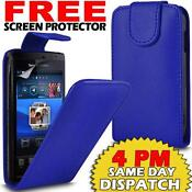 Sony Ericsson Xperia Arc s Leather Flip Case