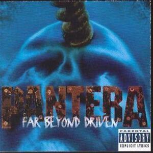 Pantera : Far Beyond Driven CD (1994)