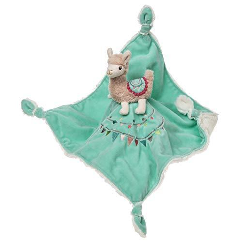 """Mary Meyer Baby 13""""x13"""" Character Blanket ~ Lily Llama"""