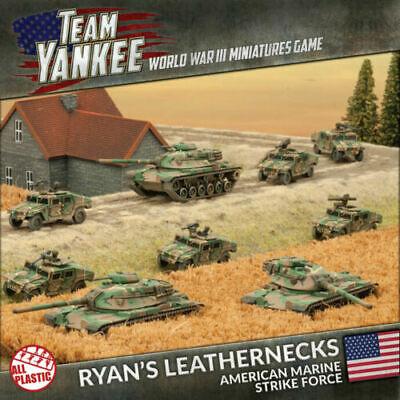 Spiel United States Marine (Team Yankee United States Ryan's Leatherneck's: Marine Strike Force TUSAB3)