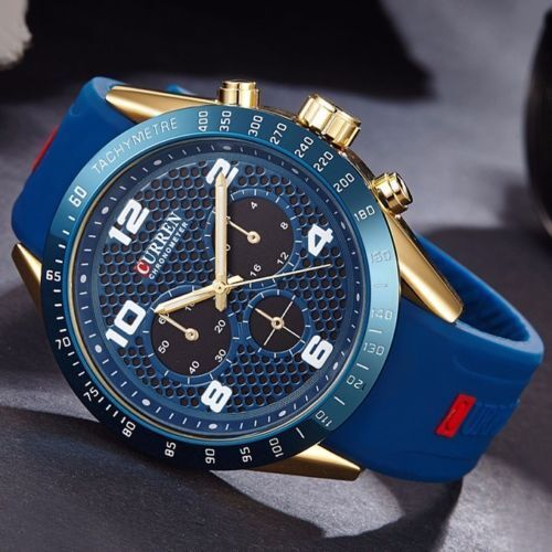 $11.99 - Curren Luxury Watch Men's Sports Military Army Fashion Quartz Analog Wrist Watch