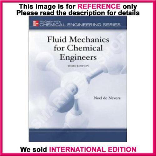 Fluid mechanics for chemical engineers ebay fandeluxe Choice Image