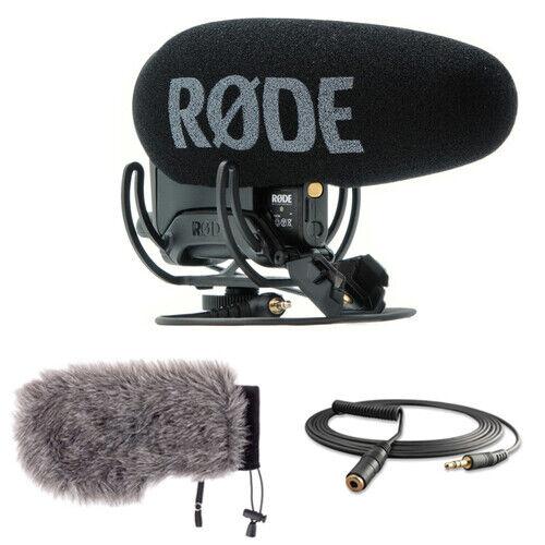 Rode VideoMic Pro Plus On-Camera Shotgun Microphone Kit