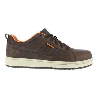 Iron Age Steel Toe Skate Oxford IA5300 Mens Shoes Size 10W