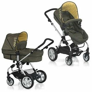 ICOO luxury German Stroller