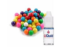BRITISH MAD E LIQUIDS £2.99 FREE POSTAGE BUY 2 GET ONE FREE WORKS WILL ALL E-CIGS