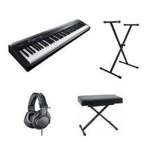 THE DIGITAL PIANO PRO SET - EPIC BUNDLE!!! ALL IN ONE AT AN AMAZING PRICE - $1,049.99