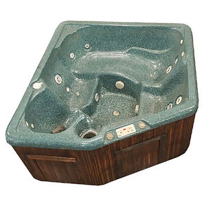 Used Pacific Atlas Hot Tub