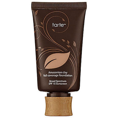 Tarte Amazonian Clay 12-Hour Full Coverage FoundationSPF15Sunscreen Medium Beige