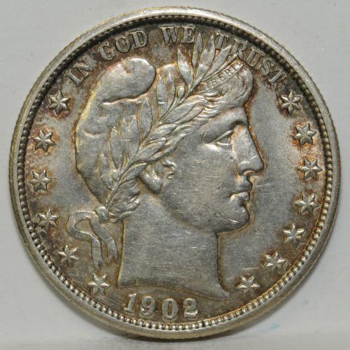 1902 Half Dollar Ebay