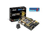 Motherboard - Z87 pro