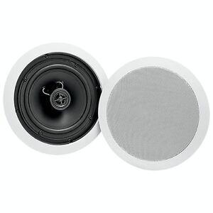 Dynex 6.5in ceiling Speakers - New in box
