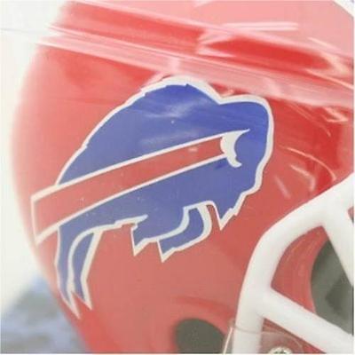 Buffalo Bills Football Helmet Jersey Alarm Clock NFL Desk Travel LCD NEW NIB  Buffalo Bills Football Jersey
