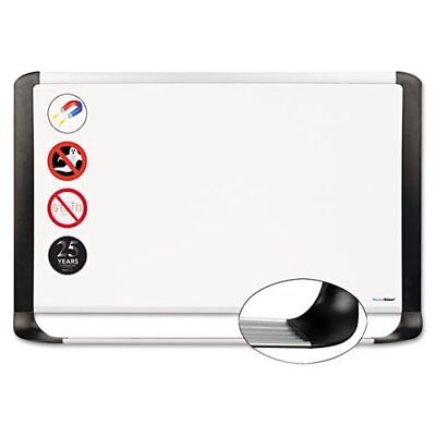Magnetic White Board Dry Erase Aluminum Frame Mastervision 2 X 3 New