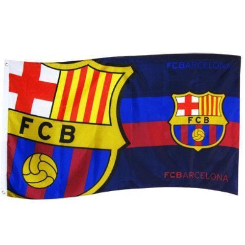 FC Barcelona Flag: Fan Apparel & Souvenirs | eBay