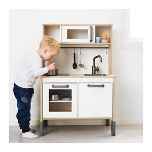 Ikea Children's Furniture! Duktig, Svarta, Jordbro, Stuva