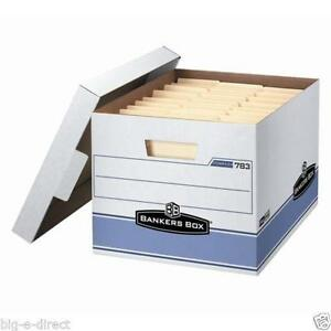 File Box Ebay