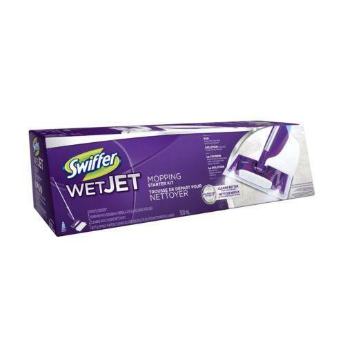 Swiffer Wet Jet Mop Ebay