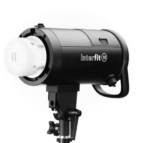 Interfit S1 HSS/TTL, AC/DC Flash 500WS, NEW