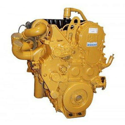 C15 Caterpillar Complete Engine Serial No. 6nz