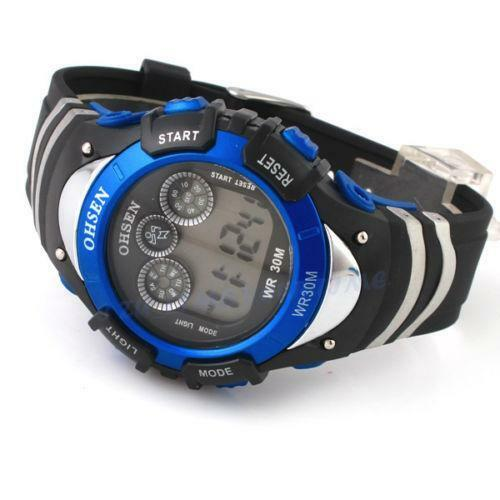 Boys Kids Digital Watches | eBay