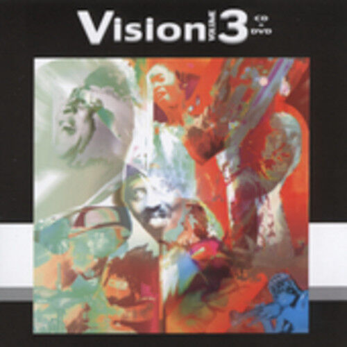 Various Artists - Vision3 / Various [New CD] With DVD