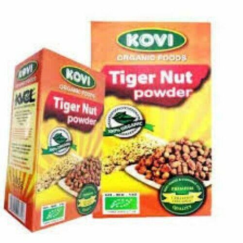 Tiger Nuts Powder, Flour 500g x Box Organic-Gluten Free