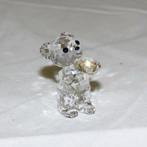 Swarovski Crystal Figurines Bear | eBay