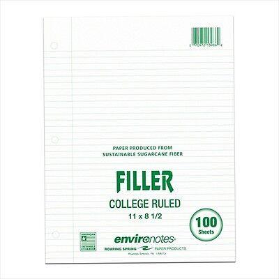 Roaring Spring Sugarcane Filler Paper - 13986