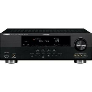 Yamaha HTR-6260 7.2-Channel  Receiver with 5.1 speaker