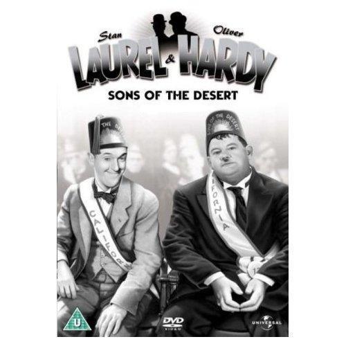 Sons of the Desert - Laurel & Hardy - Original Soundtrack LP