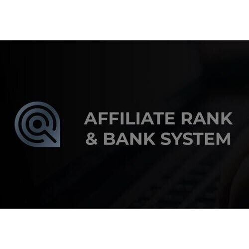 Ryan Hoek – Affiliate Ranking and Banking System