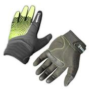 Hi Viz Cycling Gloves