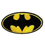 Superhero Iron on Patches