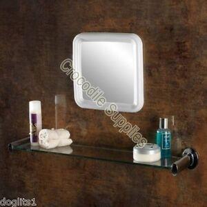 Stick On Up Bathroom Bath Shower Sink Shaving Shave Make Up Makeup Mirror Ebay