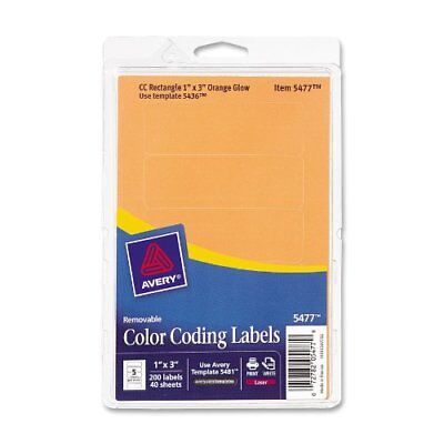 Avery Color Coding Label - 1