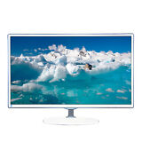 "Samsung S27D360H 27"" LED Monitor White w/ Blue ToC Finish Full 1080p"