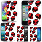 Alien Cases, Covers and Skins for HTC HTC One