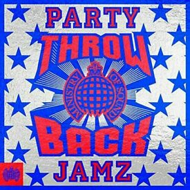THROW BACK: PARTY JAMZ