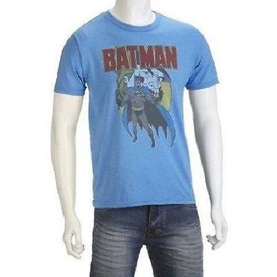 Junk Food Dc Comics Super Hero Batman Vs Joker Superhelden Bösewicht T-Shirt M