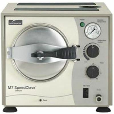 Midmark M7 Speedclave Sterilizer - Certified Pre-owned