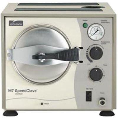 Midmark M7 Speedclave Sterilizer - Certified Pre-owned